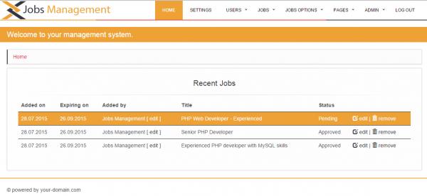JOB Portal | HWINFOTECH