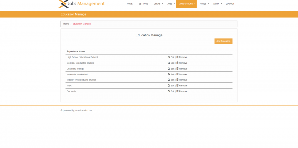 education_manage