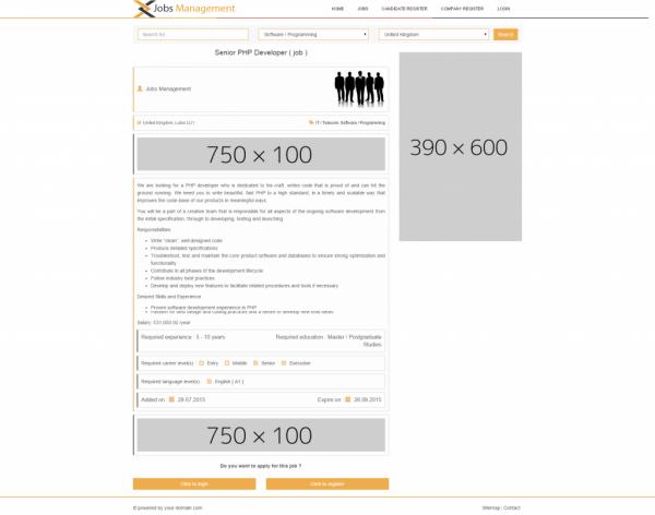 Job Portal Clone Script | Job Portal Clone App | Job Portal PHP script Website