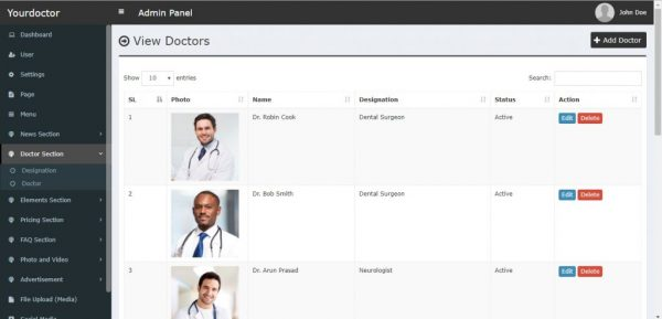 Medical Content Software | Hospital Manager System Scripts USA India