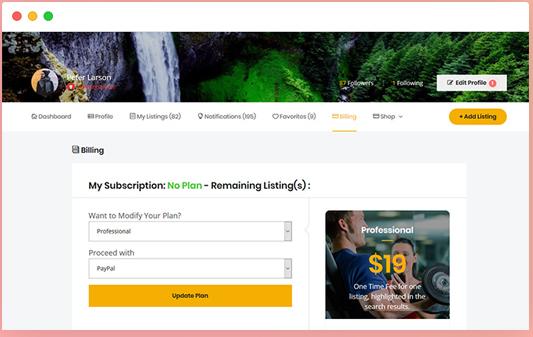 Directory listing Clone Script | Directory listing PHP script Website App Like Directory listing