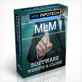 MLM Software Clone Script & Clone App | Multi Level Marketing PHP script Website