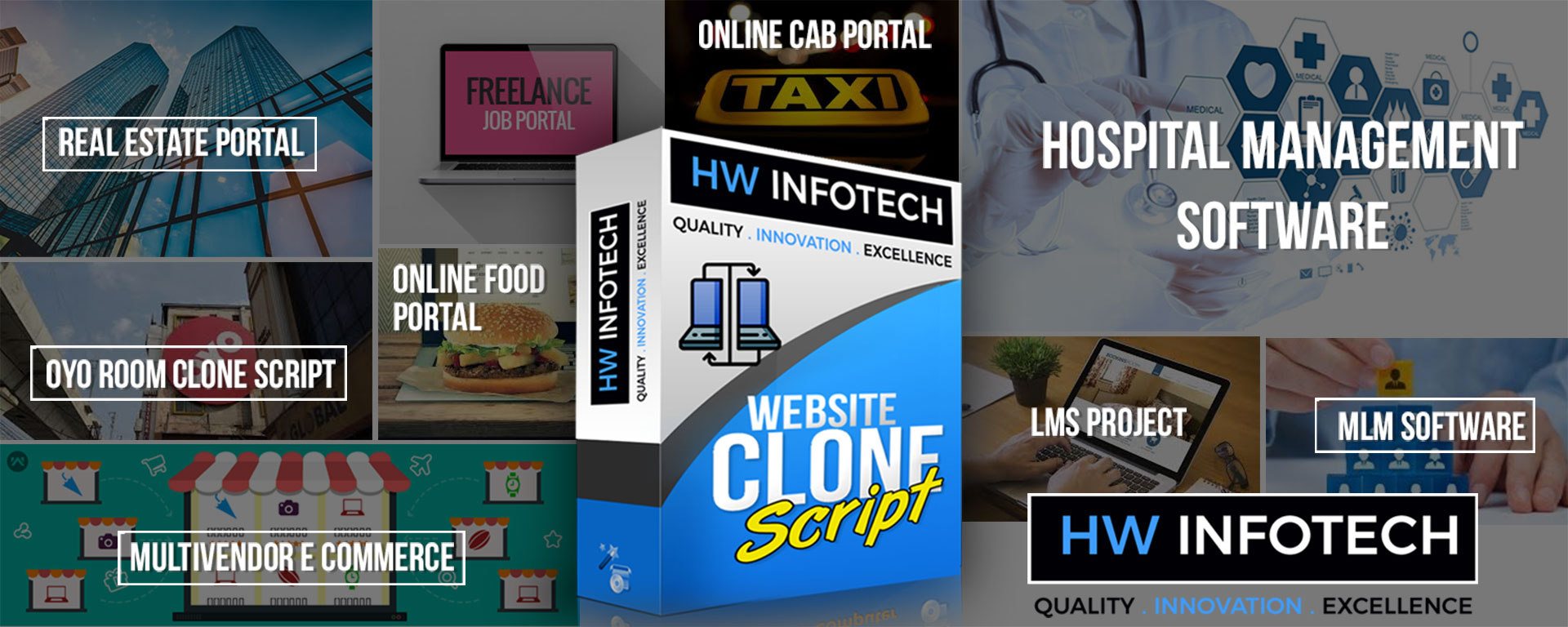 Website on rent - Website Leasing Domain, Server & emails | Hwinfotech