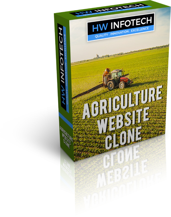 Agriculture Web Design Services | Agriculture Website Designing Company