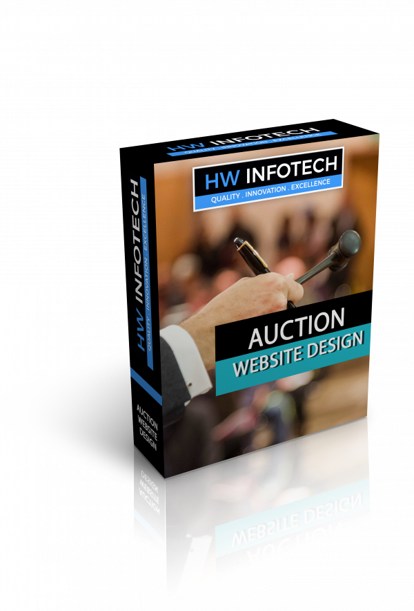 Auction Web Design Services | Auction Website Designing Company USA India