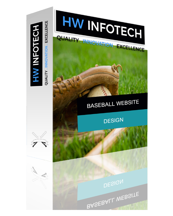 Baseball Web Design Services | Baseball Website Designing Company
