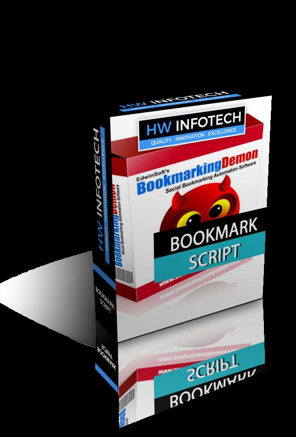 Bookmark Clone Script | Bookmark Clone App | Bookmark PHP script Website