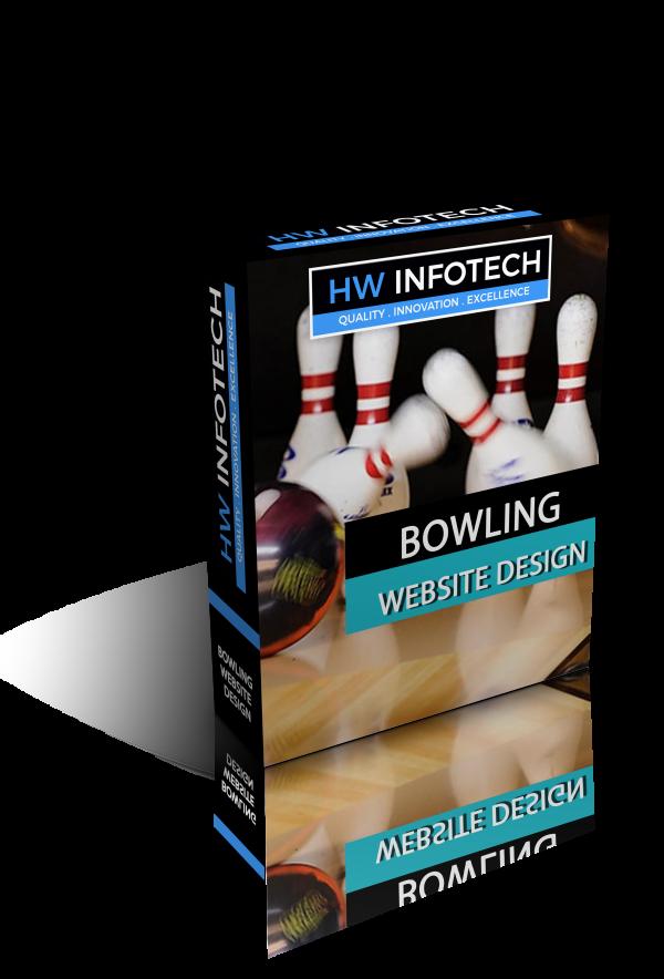 Bowling Website Design Templates | Bowling Website Development | Hw Infotech