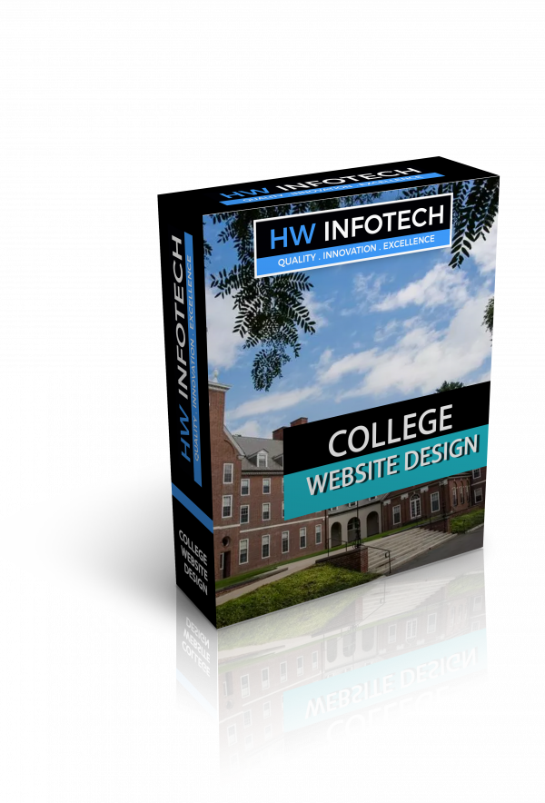 College Web Design Services | College Website Designing Company USA India