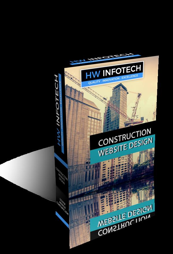 Construction Web Design Services | Construction Website Designing Company