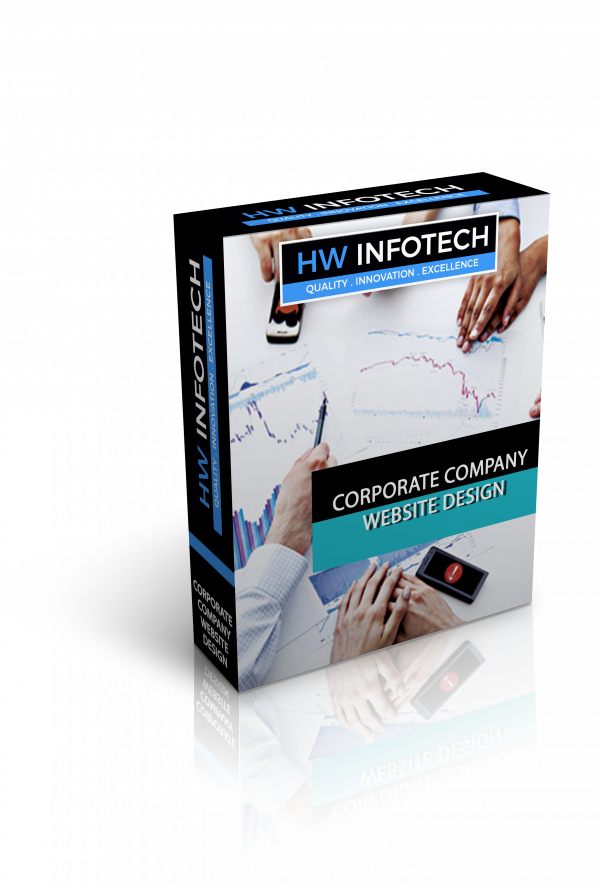 Corporate Company Web Design Services | Corporate Company Website Designing