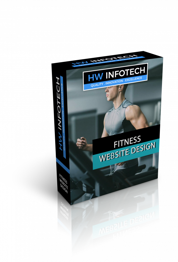 Fitness Web Design Services | Fitness Website Development Company