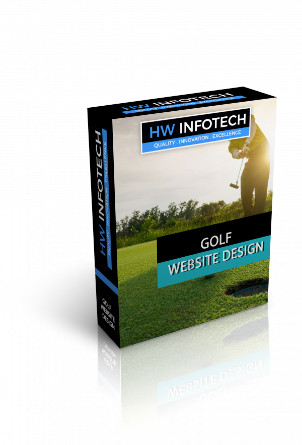 Golf Web Design Services | Golf Website Development Company
