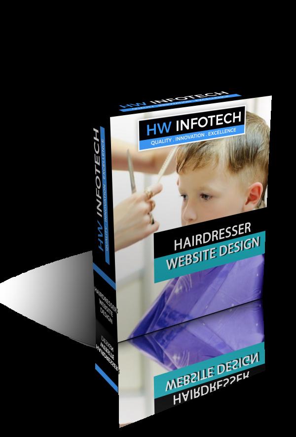 Hairdresser Web Design Services | Hairdresser Website Development Company
