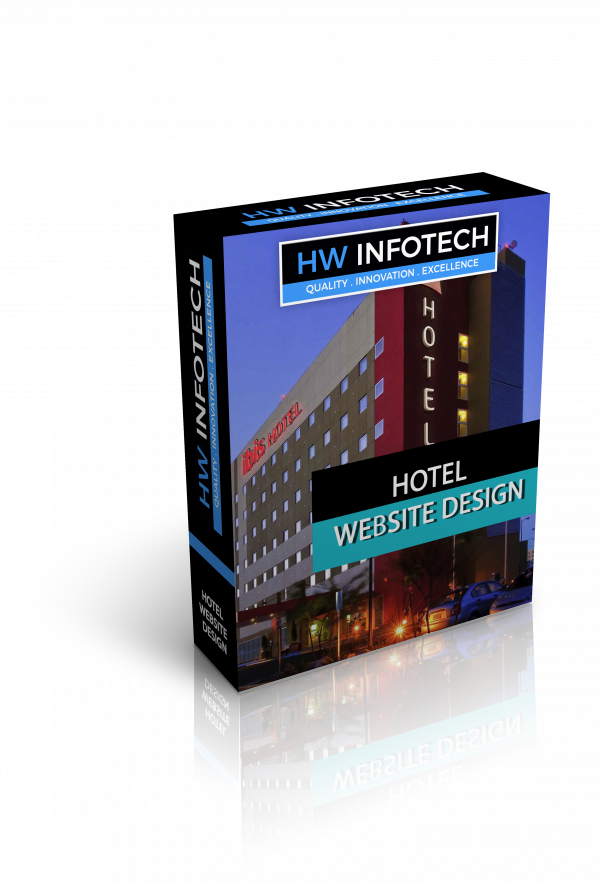 Hotel Web Design Services | Hotel Website Development Company