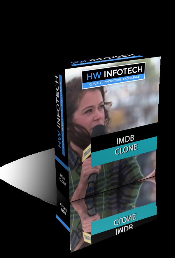 Imbd Clone Script | Imbd Clone App | Imbd PHP script | App Like Imbd