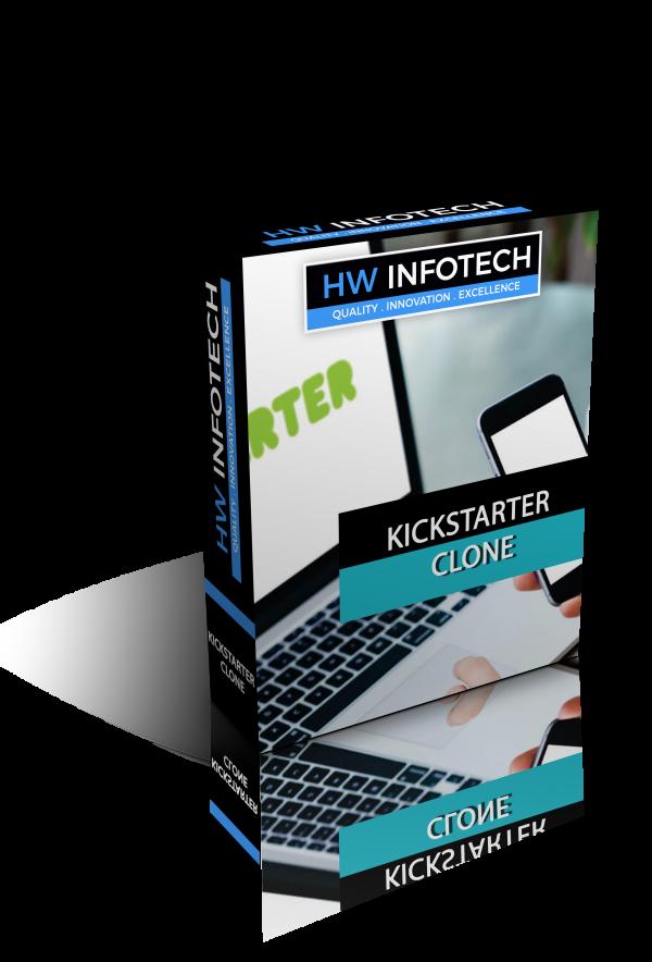 Kickstarter Clone | Kickstarter Clone Script | Kickstarter Php Script | Kickstarter Script | Hw Infotech