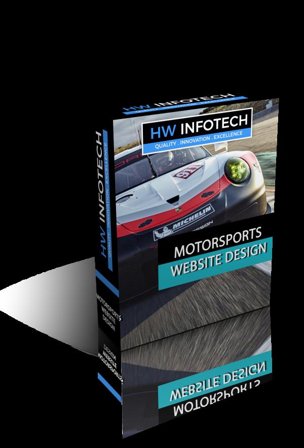 Motorsports Web Design Services | Motorsports Website Development Company