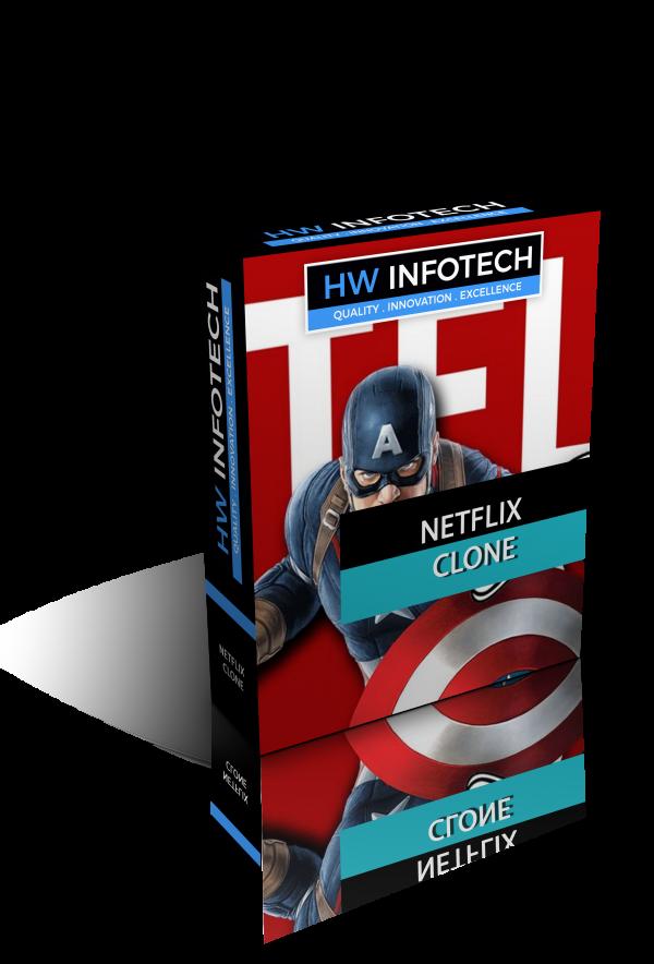 Netflix Clone | Netflix Clone Script | Netflix Php Script | Netflix Script | Hw Infotech