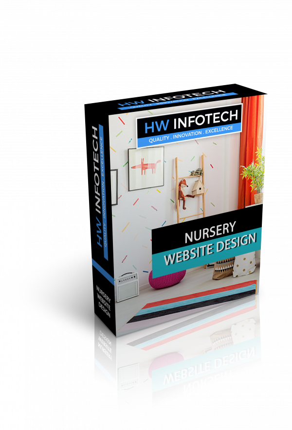 Nursery Web Design Services | Nursery Website Development Company