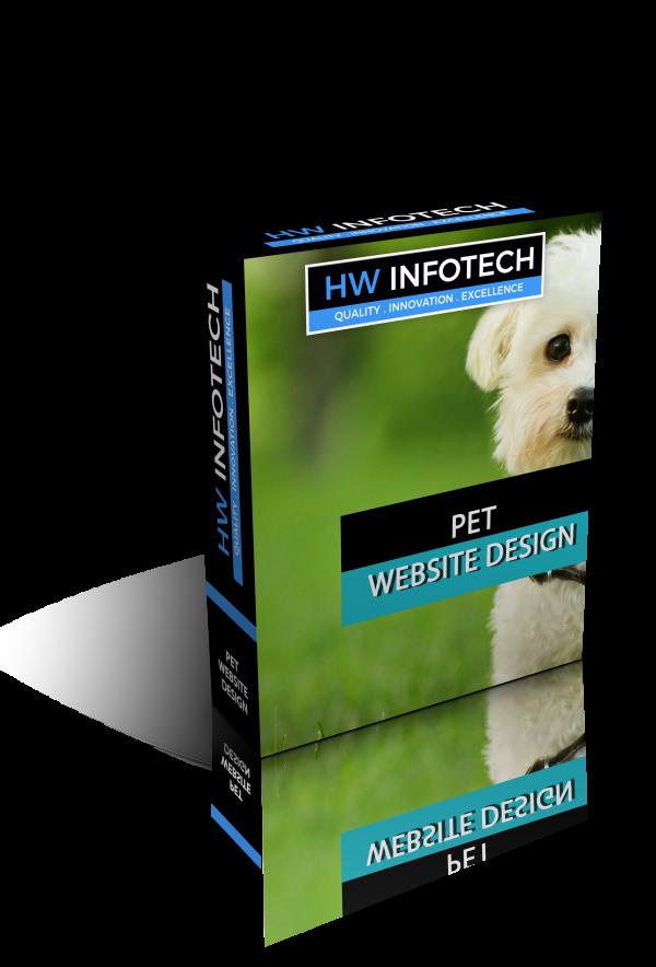 Pet Web Design Services | Pet Website Development Company
