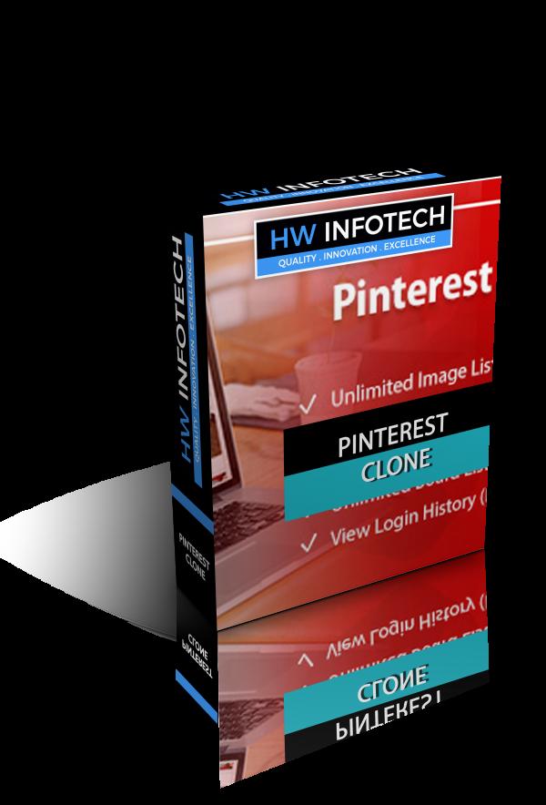 Pinterest Clone Script | Pinterest PHP script Website | Pinterest Clone App