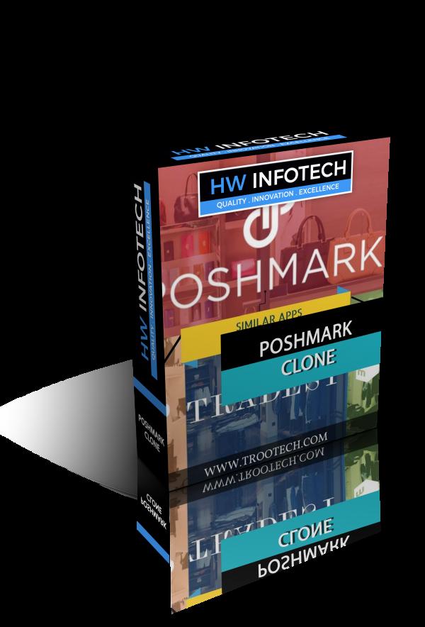 Poshmark Clone | Poshmark Clone Script | Poshmark Php Script | Poshmark Script | Hw Infotech