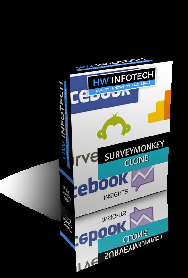 Surveymonkey Clone Script & Clone App | Surveymonkey PHP script Website