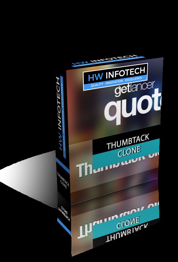 Thumbtack Clone | Thumbtack Clone Script | Thumbtack Php Script | Thumbtack Script | Hw Infotech