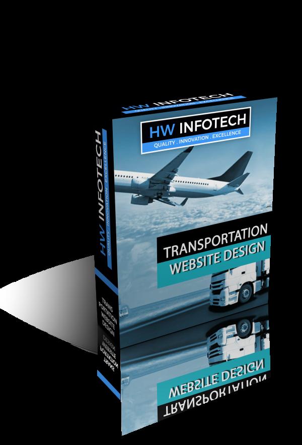 Transportation Web Design Services | Transportation Website Development Company