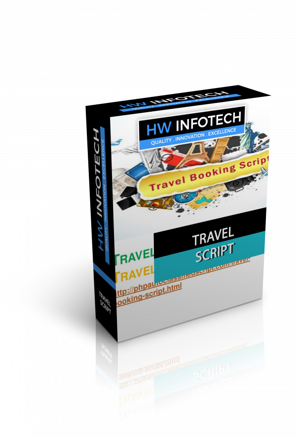 Travel Clone | Travel Clone Script | Travel Php Script | Travel Script | Hw Infotech