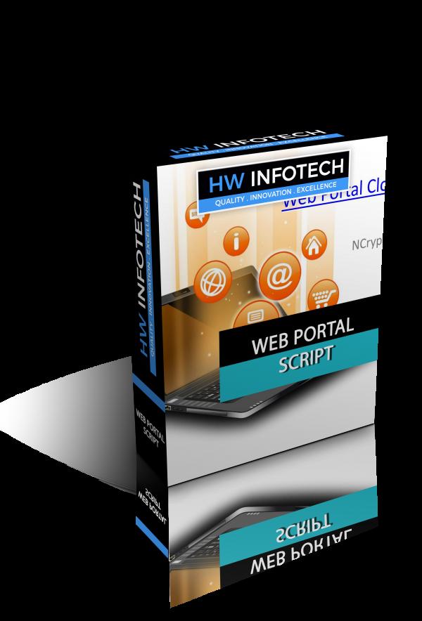 Web Portal Clone   Web Portal Clone Script   Web Portal Php Script   Web Portal Script   Hw Infotech