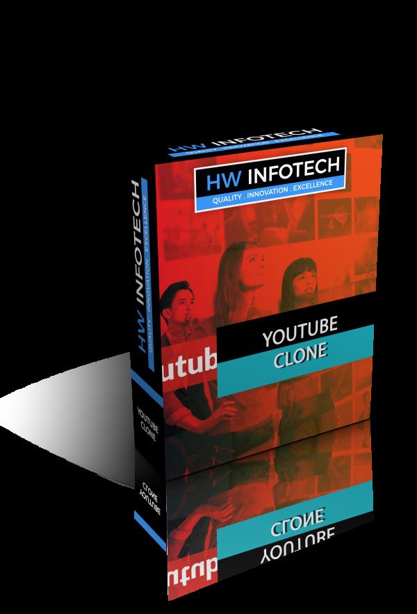 Youtube Clone | Youtube Clone Script | Youtube Php Script | Youtube Script | Hw Infotech