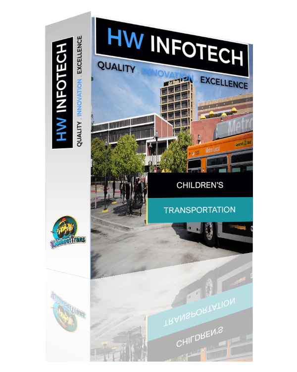 Buy Children's Transportation Service Clone Script & PHP script Website