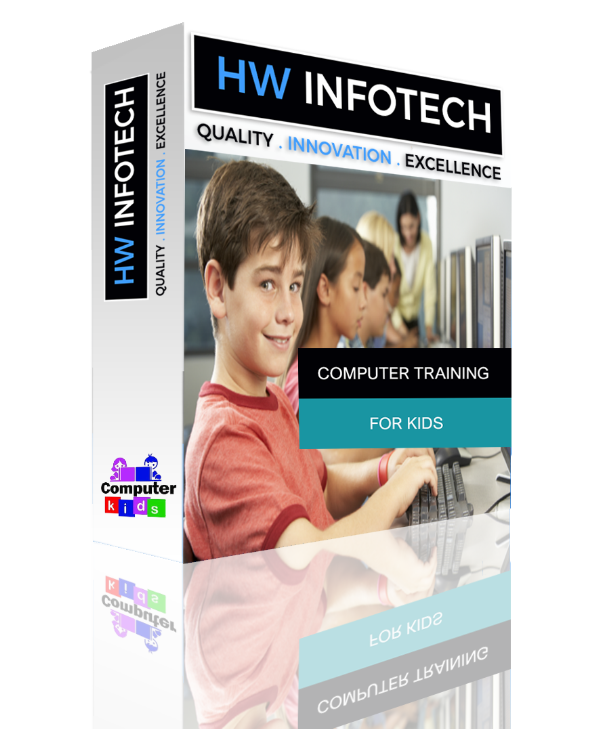Computer Training for Kids Website Clone | Computer Training for Kids Website Script | Hw Infotech