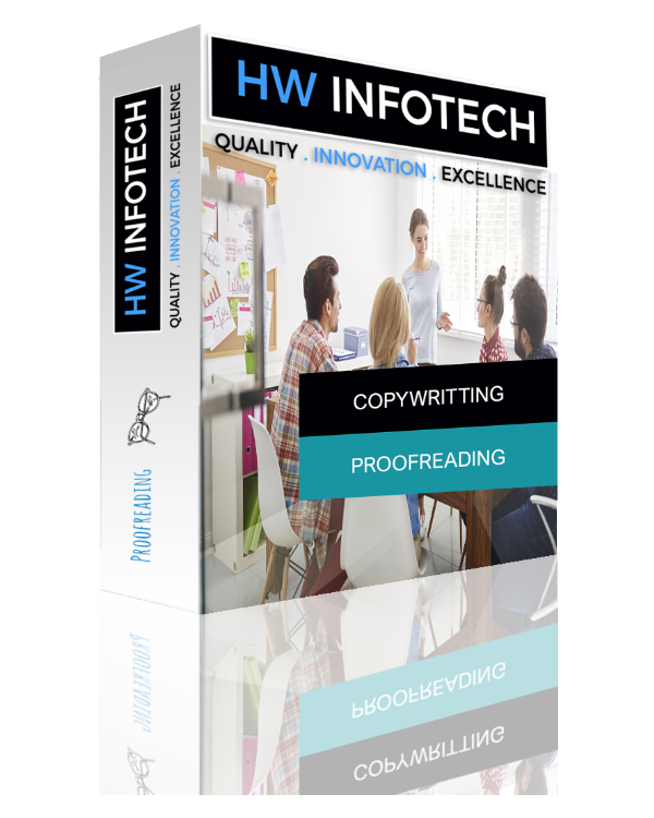 Copywriting and Proofreading Service Website Clone | Copywriting and Proofreading Service Website Script | Hw Infotech