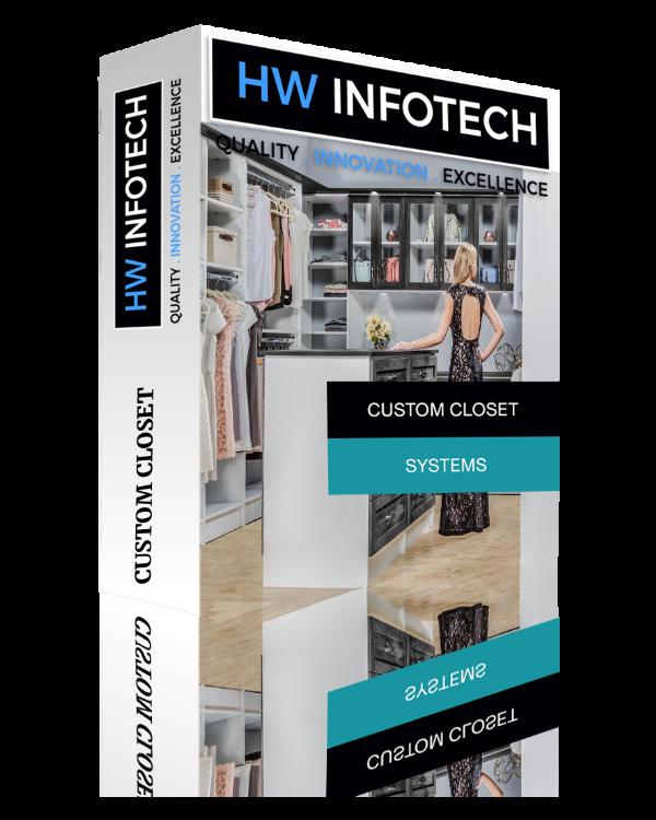 Custom Closet Systems Website Clone | Custom Closet Systems Website Script | Hw Infotech