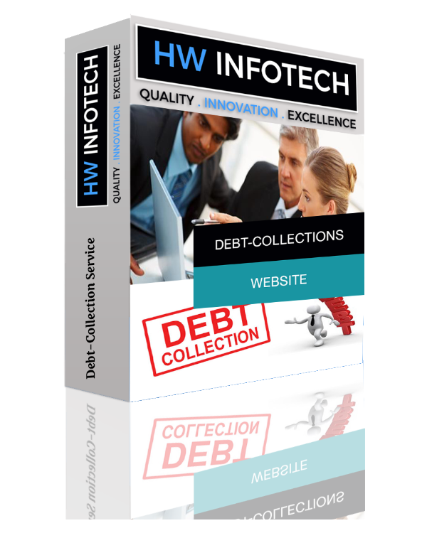 Buy Debt-Collection Service Website Clone Script & PHP script