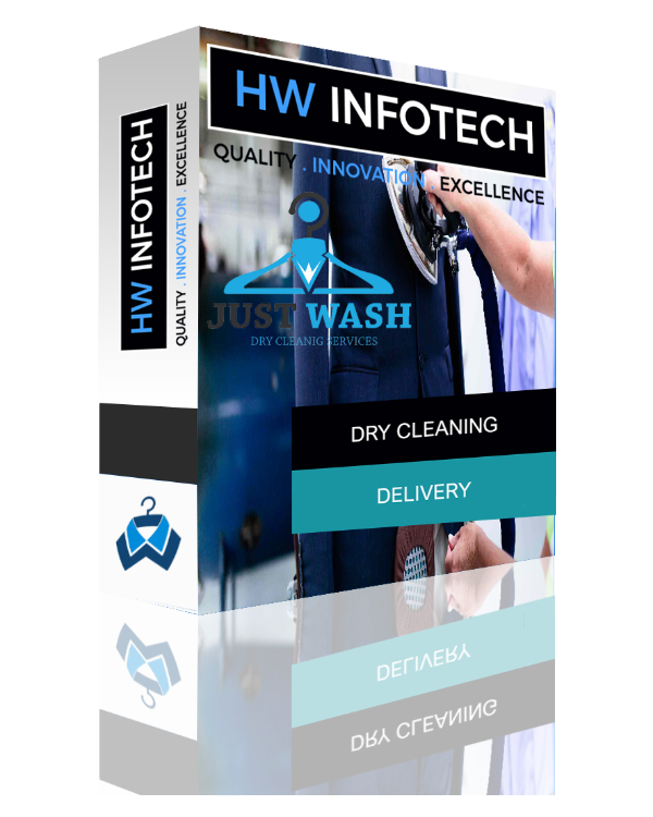 Dry-Cleaning Pickup & Delivery Website Clone | Dry-Cleaning Pickup & Delivery Website Script | Hw Infotech