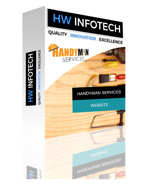Handyman Services Clone Script | Handyman Services PHP script Website