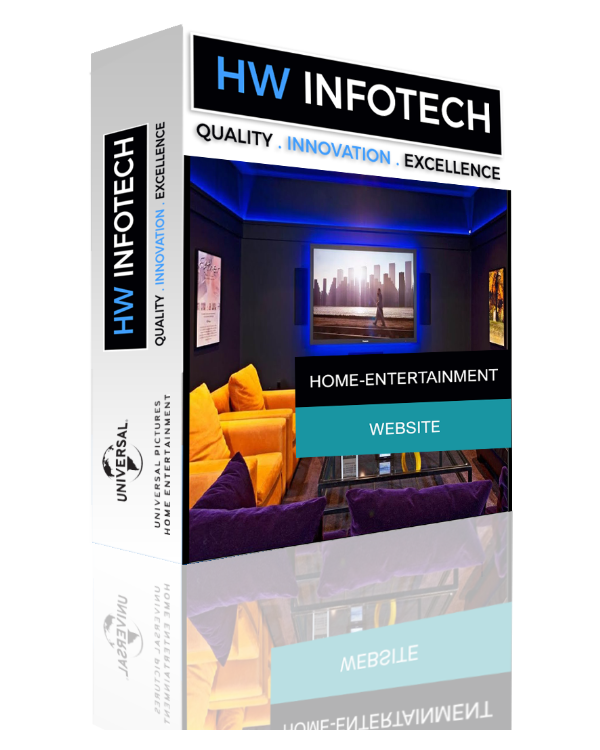 Home-Entertainment Installation Website Clone | Home-Entertainment Installation Website Script | Hw Infotech