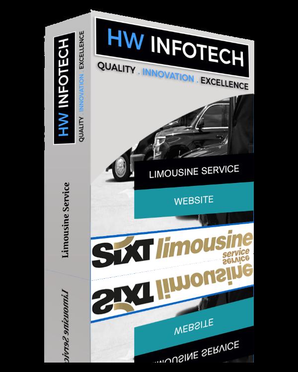 Limousine Service Website Clone | Limousine Service Website Script | Hw Infotech