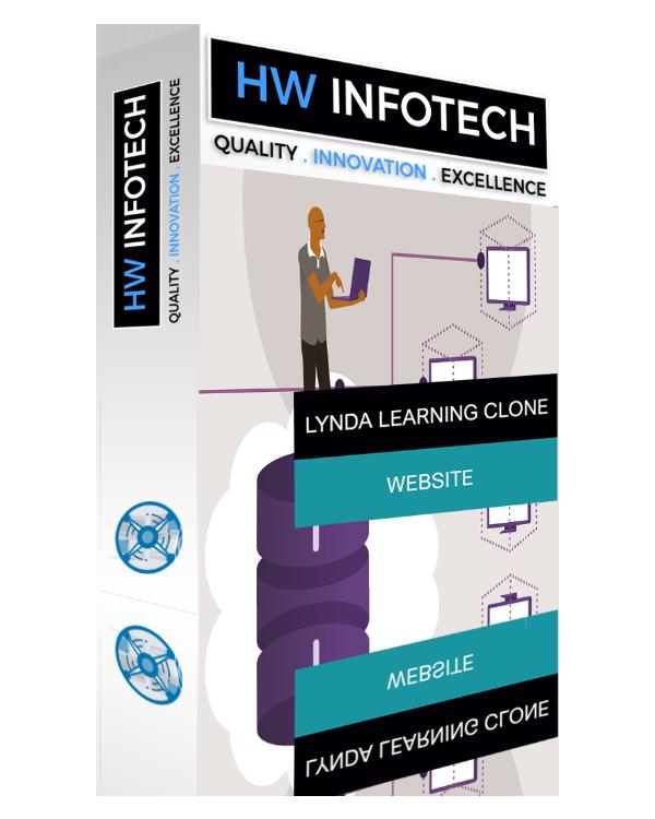 Lynda Learning Clone Script | Lynda Learning Clone App | Lynda Learning PHP script Website