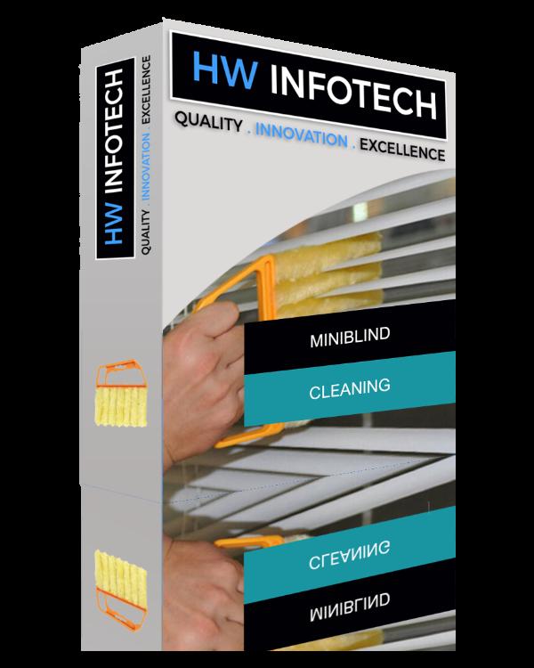 Miniblind Cleaning Website Clone | Miniblind Cleaning Website Script | Hw Infotech