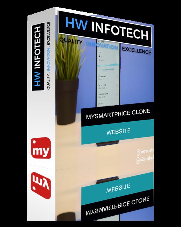 Mysmartprice Clone   Mysmartprice Clone Script   Hw Infotech