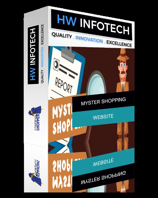 Mystery Shopping Clone Script App | Mystery Shopping PHP script Website
