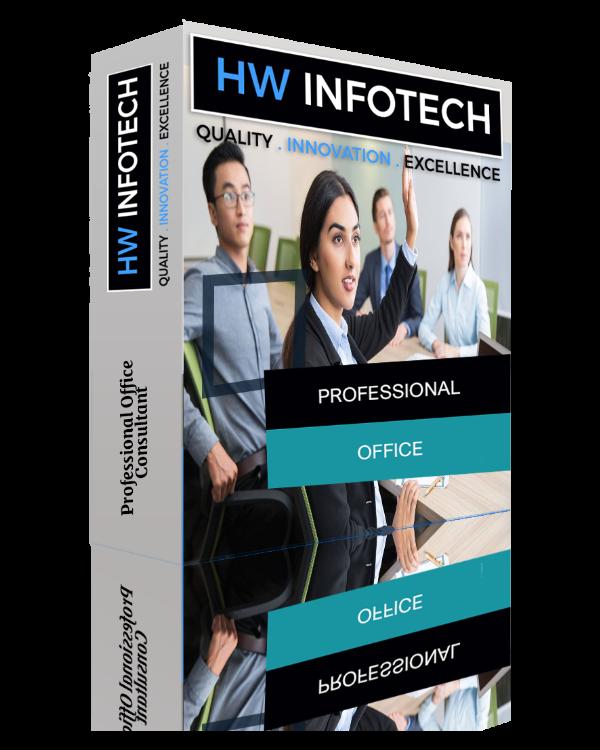 Professional Office Consultant Website Clone | Professional Office Consultant Website Script | Hw Infotech