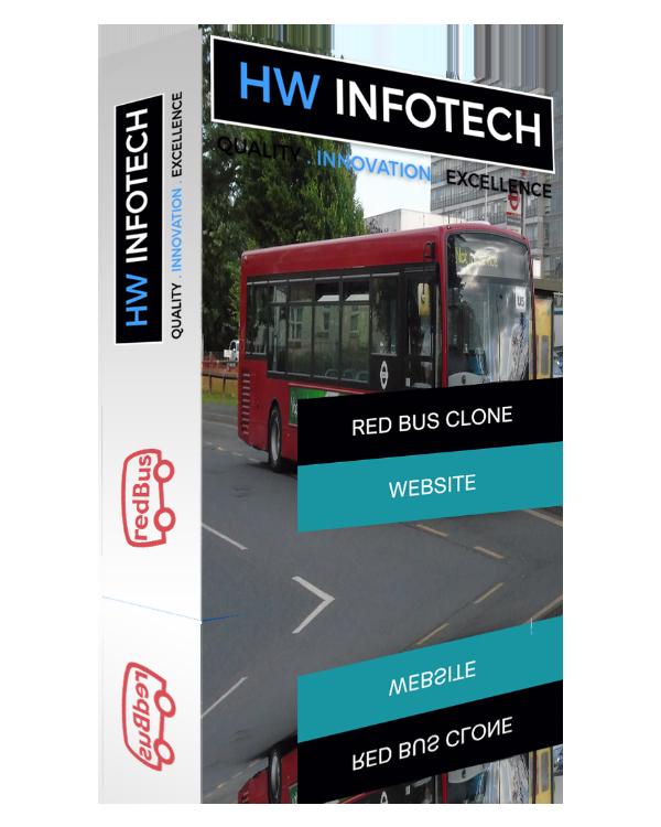 RedBus Clone Script | RedBus PHP script Website | Clone App RedBus