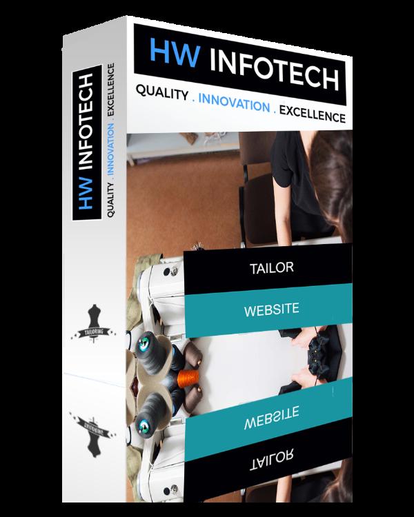 Seamstress/Tailor Website Clone | Seamstress/Tailor Website Script | Hw Infotech
