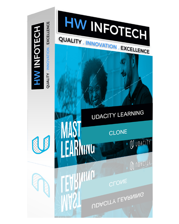 Udacity Learning Clone Script | Udacity Learning PHP script Website, App